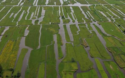 Veldnamen in de polders
