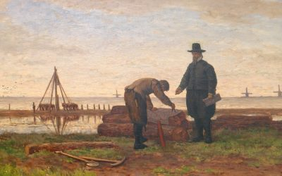 Droogmaking Starnmeer