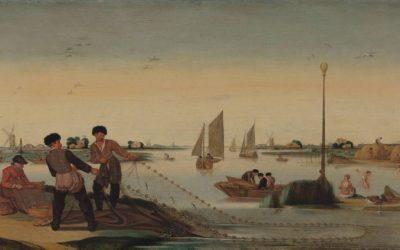 De Vissers van Laen- en Barndehuysen en droogmaking van de Starnmeer